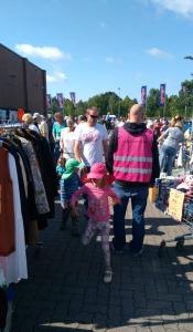 Pinneberger Famila-Flohmarkt