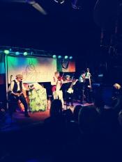Irish Folk mit Mearbhall