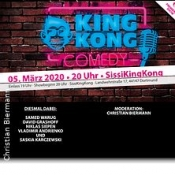 King Kong Comedy - Die Premierenshow