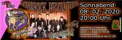 Hardrock Revolution - Mustangs of Fire & Ray Greener