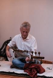 Sarod und Tabla mit Florian Erb