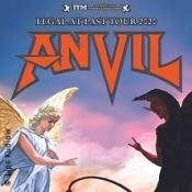 Anvil - Legal at Last Tour