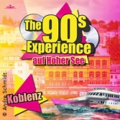 The 90s Experience Partyschiff Chiemsee