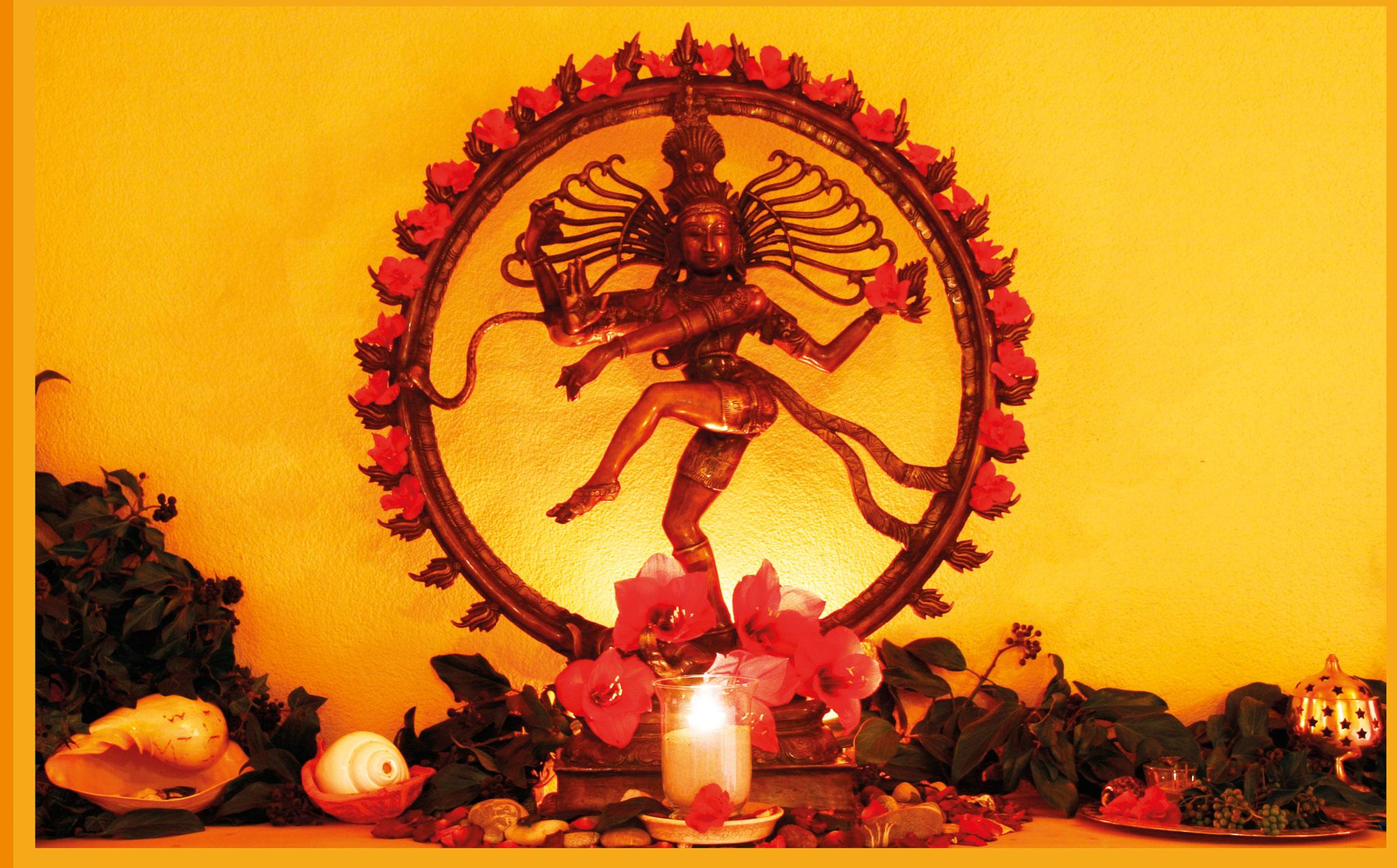 Fest-Wochenende zu Shivratri