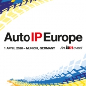 Auto IP Europe 2020 - 1 April 2020 - Munich, Germany