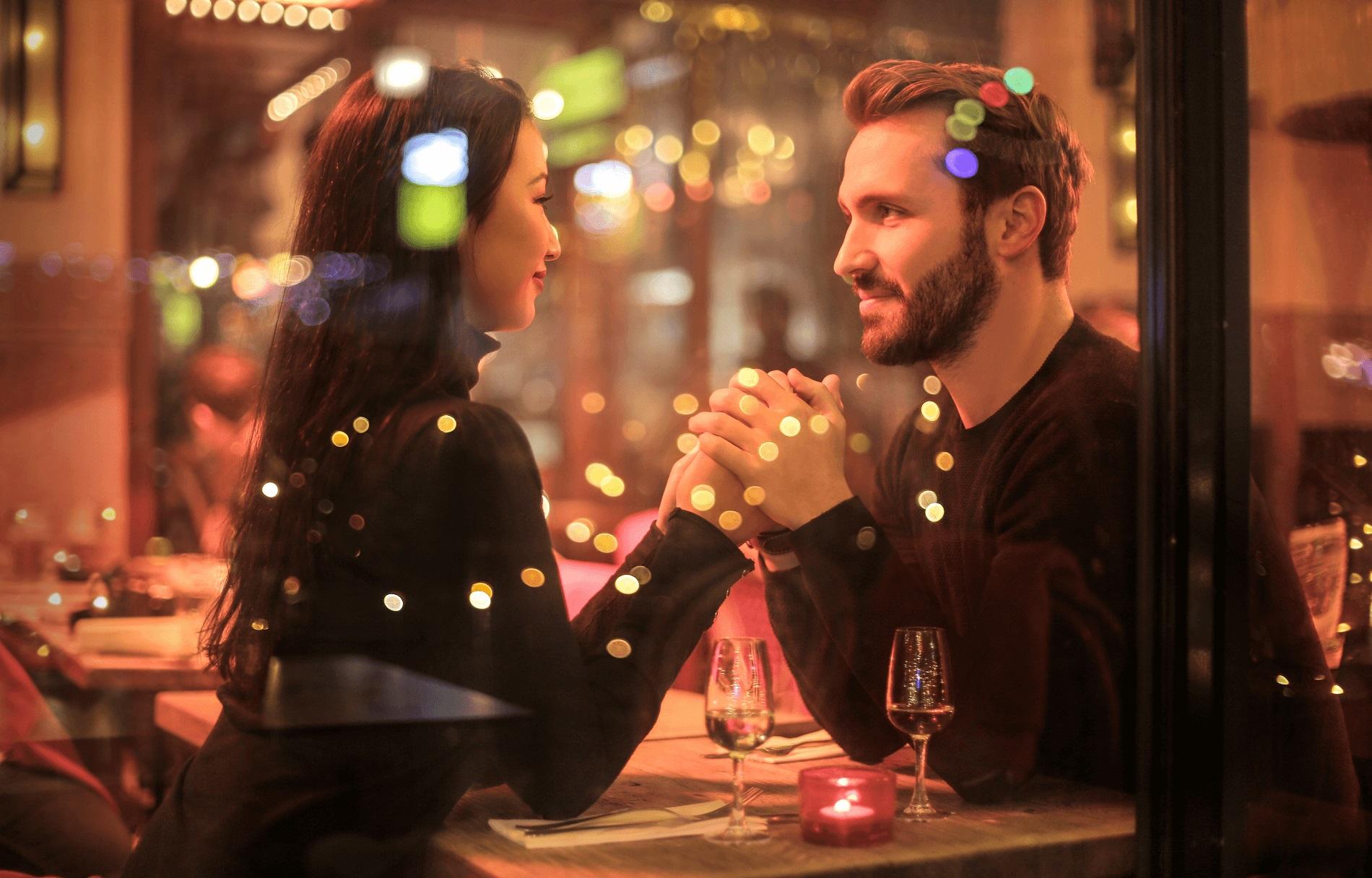 Essens größtes Speed Dating Event