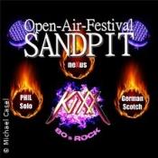 Open-Air-Festival Sandpit 2020