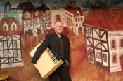 Heitere Orgelwerke am Faschingssamstag in St. Stephan München-Sendling