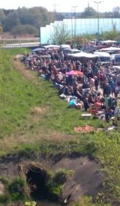OBI-Flohmarkt >> FÄLLT AUS !