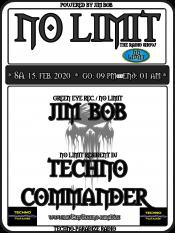 No Limit - The Radio Show At Techno-paradize Radio