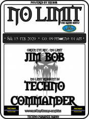 No Limit - The Radio Show At Techno-paradize Radio