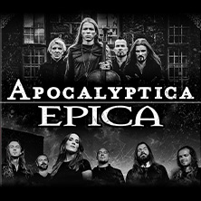 Apocalyptica & Epica - Support: Wheel