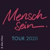 Nie und Nimmer - Mensch sein Tour 2020