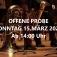 Offene Probe / Orchester Henstedt-Ulzburg