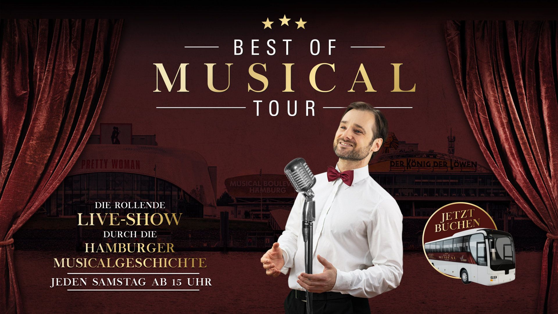 Best-of-Musical-Tour Hamburg