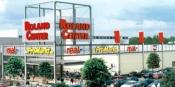 Gebrauchtwagenmarkt am Roland-Center in Bremen-Huchting