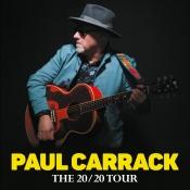Paul Carrack - The 20/20 Tour