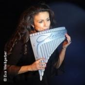 Daniela de Santos - Königin der Panflöte - Romantik pur - Open Air