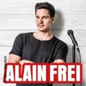 Alain Frei - Grenzenlos