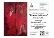 Bilderausstellung Frauenträume