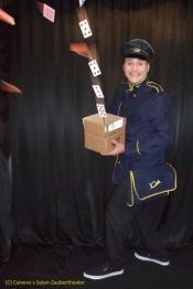 Der magische Postbote