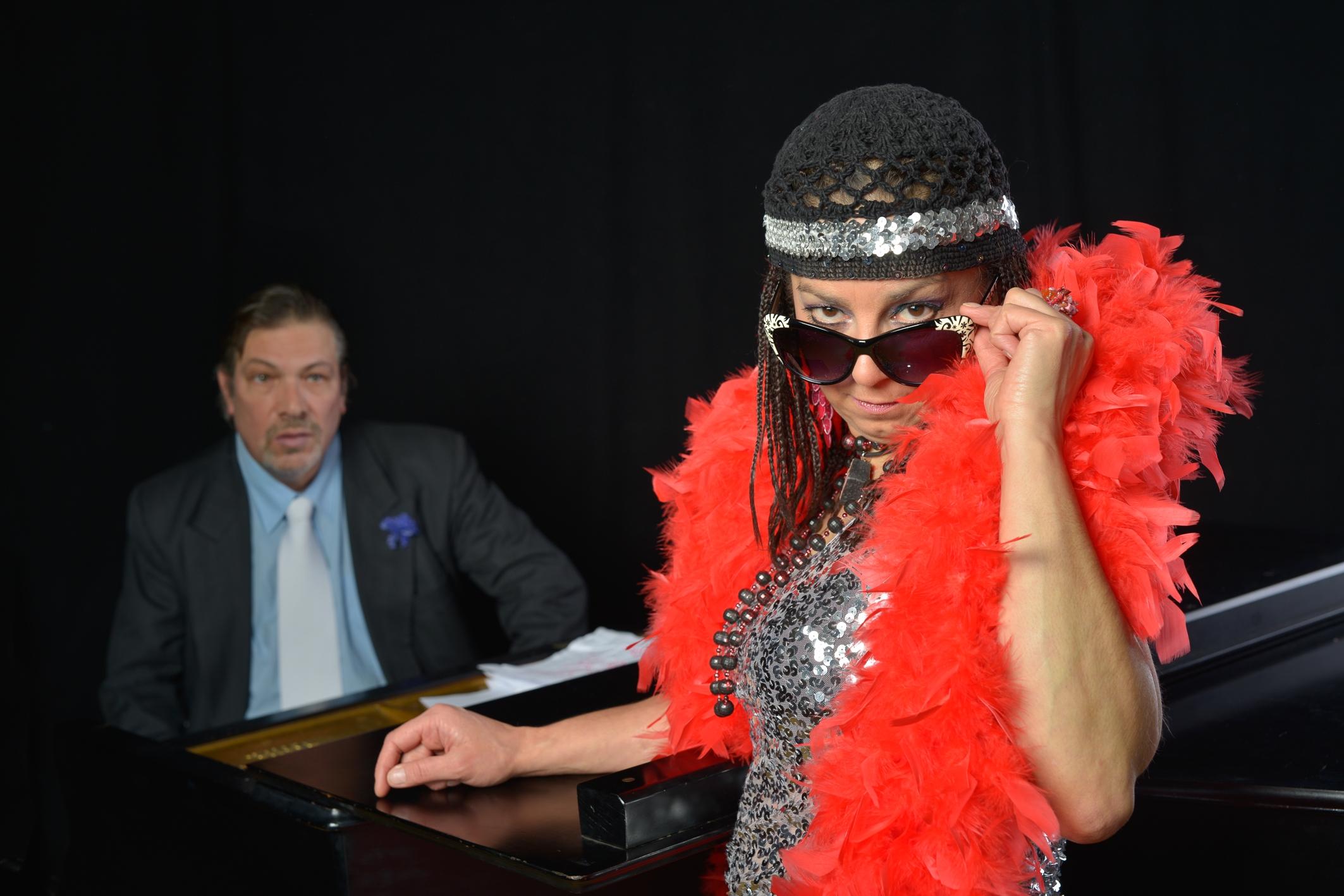 Duo PianLOLA in Schkeuditz