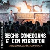 Stand-Up Comedy am Freitag und Samstag