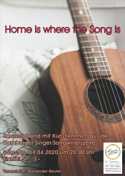Home Is Where The Song Is
