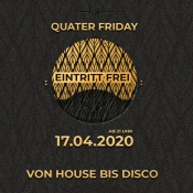 Quater Friday - ABGESAGT