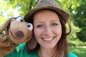Puppentheater Kollin Kläff für Kinder von 2 bis 9 Jahren