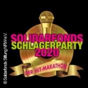 Solidarfonds Schlagerparty 2020 - Der Hit-Marathon