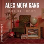 Alex Mofa Gang - Ende Offen Tour 2021