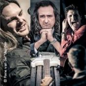 Sascha im Quadrat - Musik der Beatles & Frank Schäffer
