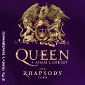 Queen Adam Lambert - The Rhapsody Tour 2020