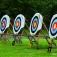 Übung im intuitiven Bogenschießen (Sa. oder So.; 3 Std.)