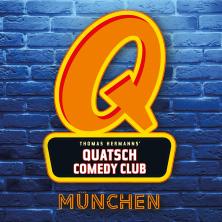 Quatsch Comedy Club München - Moderiert von Ole Lehmann