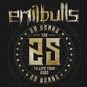 Emil Bulls - 25 To Life Tour