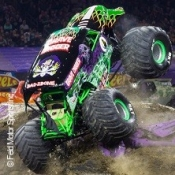 Monster Jam - Pit Party