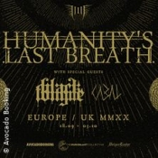 Humanitys Last Breath, Special Guests: Black Tongue, Cabal