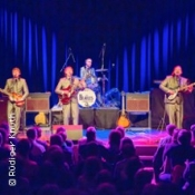Achim Amme & The Beatles Connection: Konzertante Lesung All you need is love