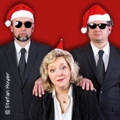 Weihnachten ist reine Nervensache