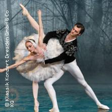 Schwanensee mit Orchester - Russisches Ballettfestival Moskau