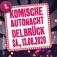 1. Komische Autonacht Delbrück
