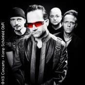 Achtung Baby - U2 -Tributeband