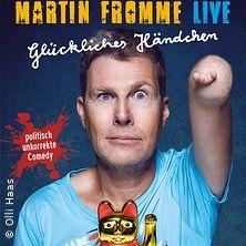 Martin Fromme - Glückliches Händchen