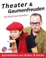 Mit Abstand gut! genießen: Theater & Gaumenfreuden aus Österreich