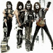 Kiss Forever Band - 25th Anniversary Tour