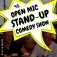 45. Open Mic-Comedy Show Punchline