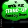 43. Open Mic Comedy-Show Punchline