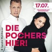 Die Pochers Hier! Festival Sommer Carandconcert